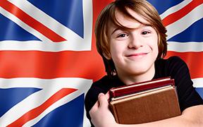 Curso a distancia (Online) de Inglés para niños