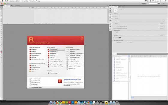 Curso online de Adobe Flash CS5