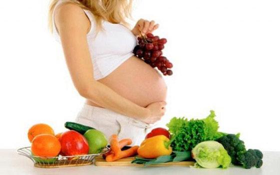 Curso online de Alimentación durante el embarazo
