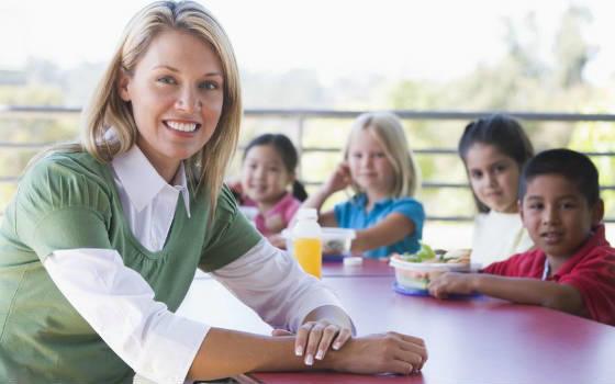 Curso b sico de monitor de comedor escolar aprendum for Monitor comedor escolar