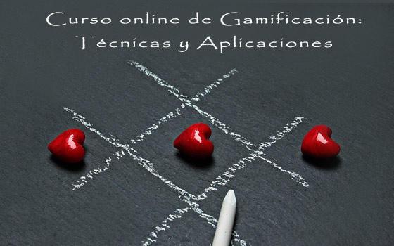 Curso online de Gamificación: Técnicas y Aplicaciones