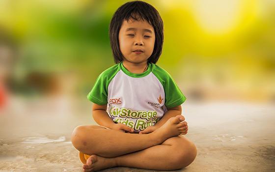 Curso online de Instructor de Yoga Infantil