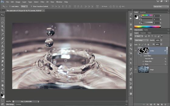 Curso online de Tratamiento Digital de Imágenes CS6