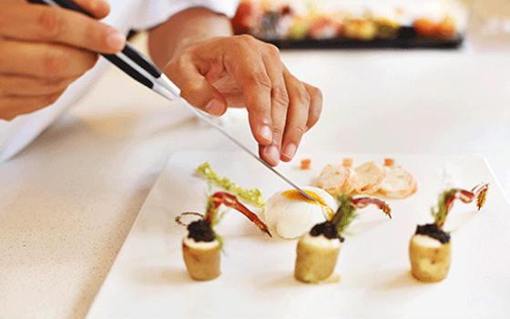 Curso online de Acabado y Presentación de Elaboraciones Culinarias