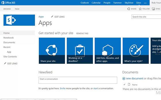 Curso Técnico online de Microsoft Sharepoint 2010
