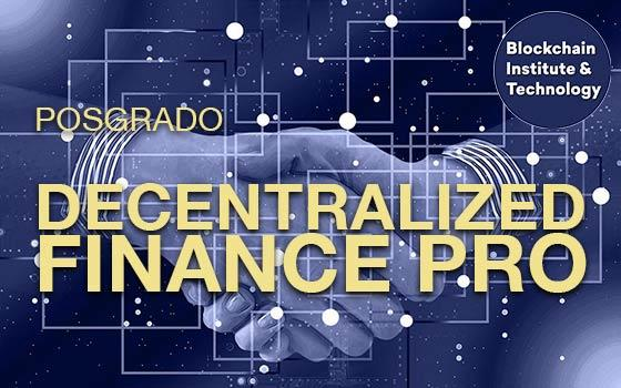 Postgrado online en Decentralized Finance Pro
