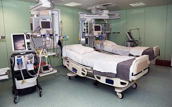 Curso online de PRL en Centros Hospitalarios I (7 ECTS)